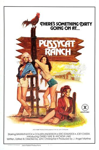 Description Pussycat Ranch(1978)- Samantha Fox, Daisey Mae, Colleen Anderson