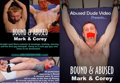 Bound & Abused: Mark & Corey ( apreder )