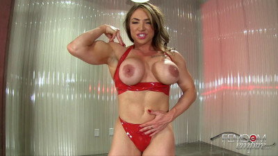 Buff Women Do It Better — Brandi Mae