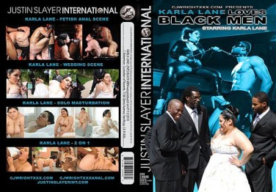 Description Karla Lane Loves Black Men
