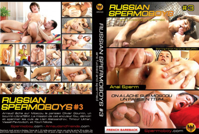 Russian Spermoboys 3