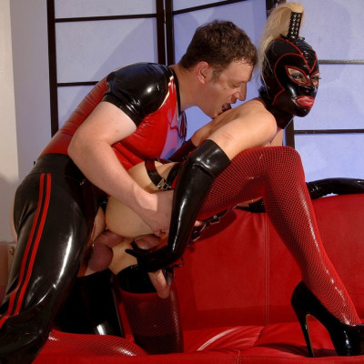 Shemale Fetish Passion 2 – Pure Latex