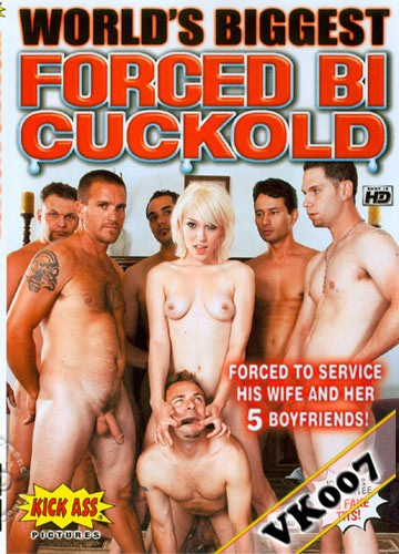 World's Biggest Induced Bi Cuckold (large, mirror, cums, video)