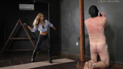 Mistress Tatjana - Cruel Tatjana With A Bullwhip