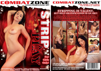 Description Combat Zone - Strip and Play - For Girls Only(2009)