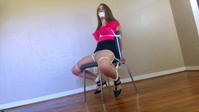 Terra Mizu – Solicitor Gets Chairtied And Fondled