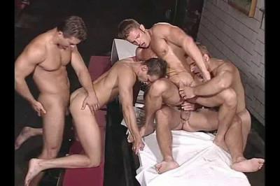 Masterpiece Orgies