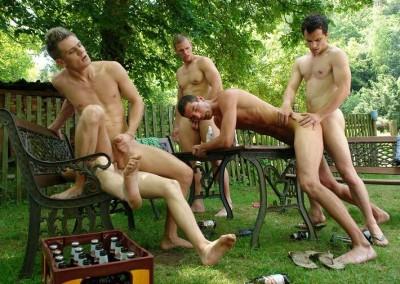 Wank Party 2010 #05