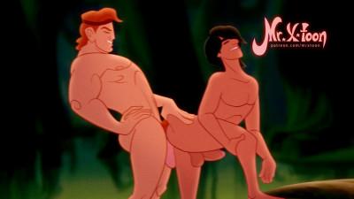 Mr X-Toon — Hercules vs Aladdin