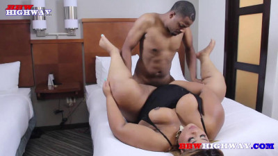 Fancii Fantasii - Big Butt Fancii Fantasii meets Don Prince
