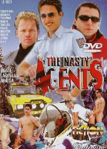 Action Boys - The Nasty Agents