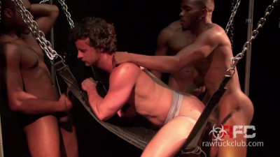 Raw Fuck Club – Nate Gets All the Nuts