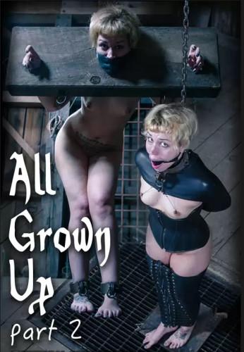 All Grown Up Part 2 (Jul 17, 2015)