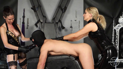 Kinky Mistresses and Femdom Latex part 3