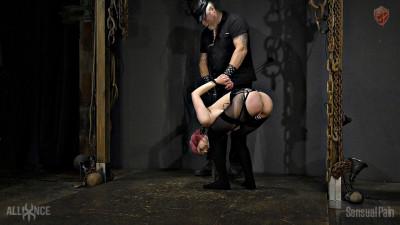 SensualPain - Abigail Dupree - Butthole Needs Work