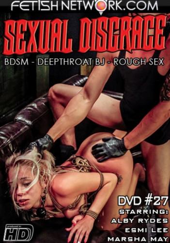 Description Sexual Disgrace vol.27
