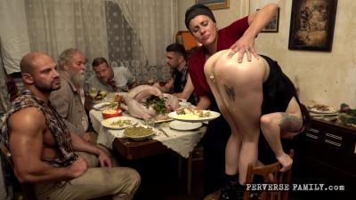 Christmas Eve Orgy