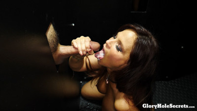 Syren's First Gloryhole Video HD