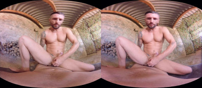 Description Virtual Real Gay - Army bareback