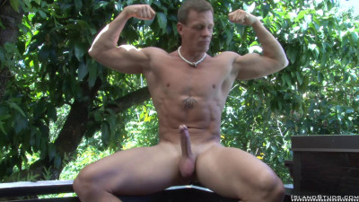Hung Muscle Daddy Miller is Back!