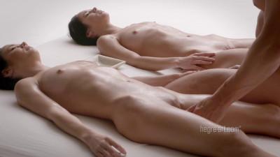 Description double pleasure massage