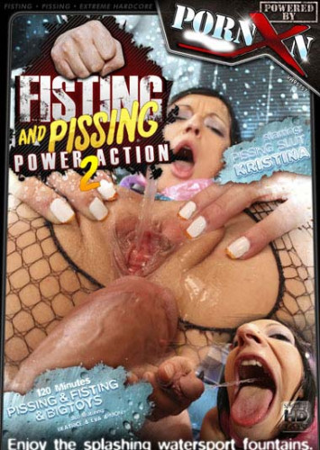 Fisting and Pissing Power Action #2