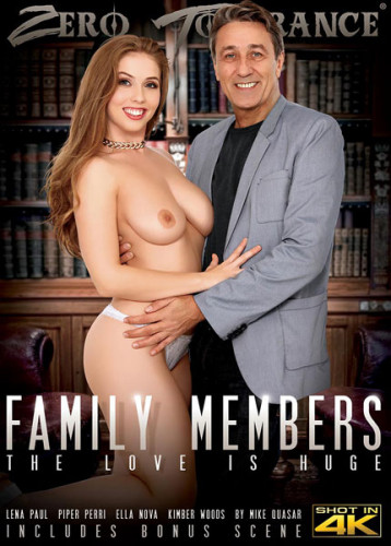 Description Family Members The Love is Huge(2017)