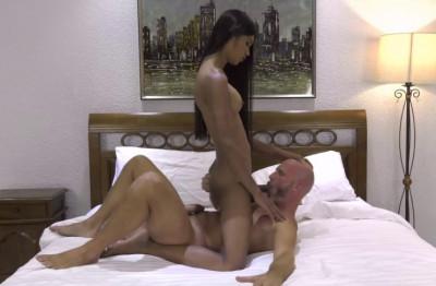 Slim Ladyboy Kai Fucks With Her Boyfriend