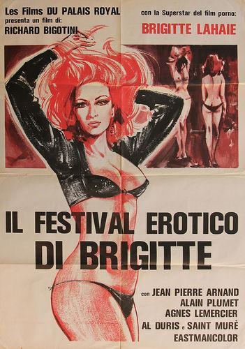 Il festival erotico Di Brigitte