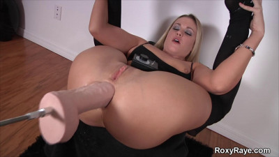 Roxy Raye-My New Fucking Machine