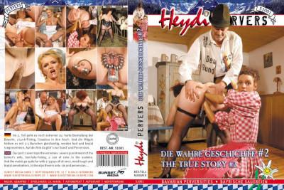 Heydi Pervers - Die wahre Geschichte 2 DVD