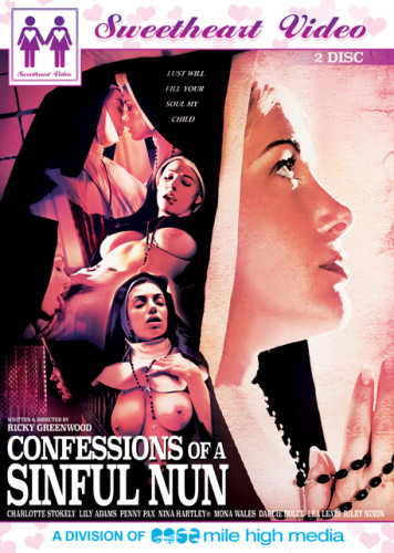 Description Confessions Of A Sinful Nun