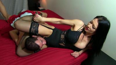 Onatopp  By Body Scissors - Jasmine Xenia - HD 720p