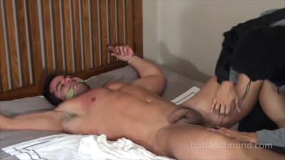 Bodybuilder Bondage Frank The Tank Part 2