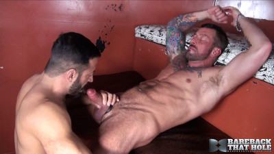 Bareback That Hole Hugh Hunter and Vinnie Stefano