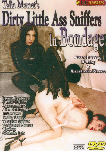 Dirty Little Ass Sniffers In Bondage