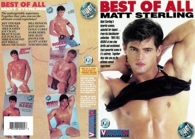 Best of All Matt Sterling Bareback (1989) — Jeff Stryker, Matt Sterling, Tom Steele