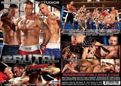Raging Stallion Studios – Brutal Part 1 (2010)
