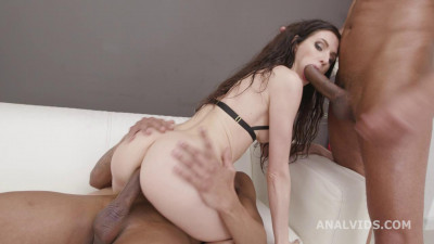 Squirt, DAP and Creampie Cocktail, Lina Arian Vs 2 BBC for DAP