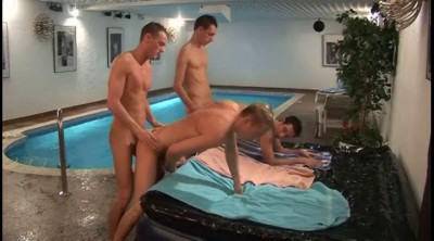 Bareback Gold Part 7 College Cock Club Ikarus Entertainment