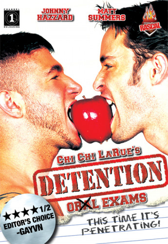 Detention: More Oral Exams