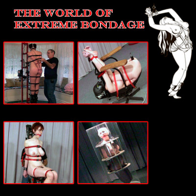 The world of extreme bondage 56