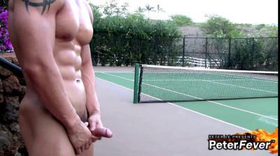 Tennis – Loser Jacks Off
