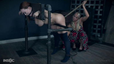 Ir summer hart london river — summer stock — Extreme, Bondage, Caning