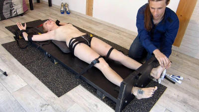 FrenchTickling Bdsm Porn Videos Pack part 1