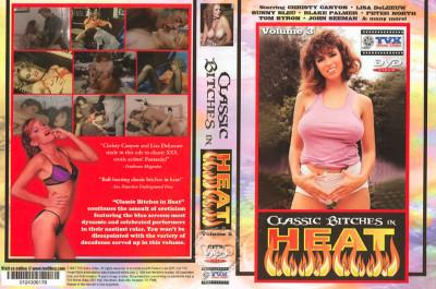 Description Classic Bitches In Heat Vol.3
