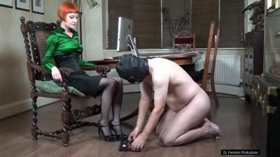 Domina Liza – Chocolate Kick – HD 720p