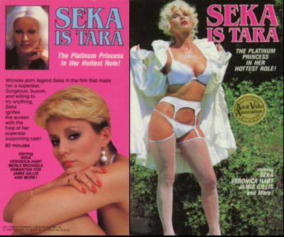 Description Seka is Tara(1981)- Seka, Veronica Hart, Samantha Fox