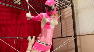 Trip Six - Pink Power Ranger Peril