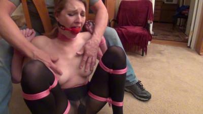 Ashley Lane in The Ballet Slipper Burglar Part 3